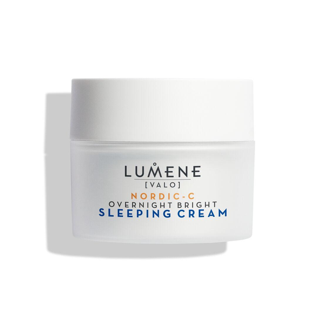 Overnight Bright Sleeping Cream