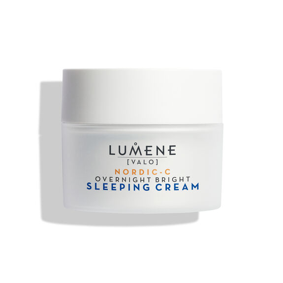 Overnight Bright Sleeping Cream