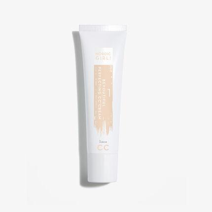 9e9c960281a BEYOUTIFUL Perfecting CC Cream. Nordic Girl!