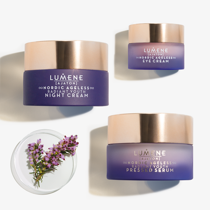 Nordic Ageless [AJATON] Night Ritual €79.90 worth €133.90