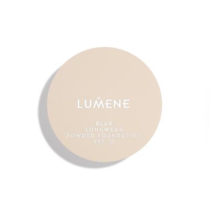 Blur Longwear Powder foundation SPF 15