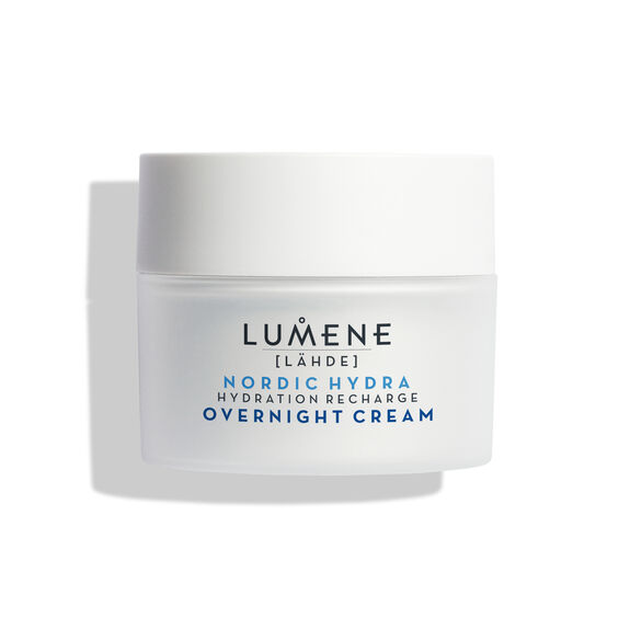 Hydration Recharge Overnight Cream