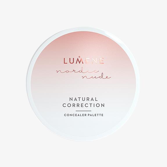 Natural Correction Concealer Palette