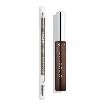 The Perfect Brow Kit Dark €14.90 (worth €18.80)