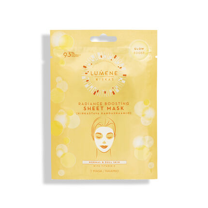 KIRKAS Radiance Boosting Sheet Mask