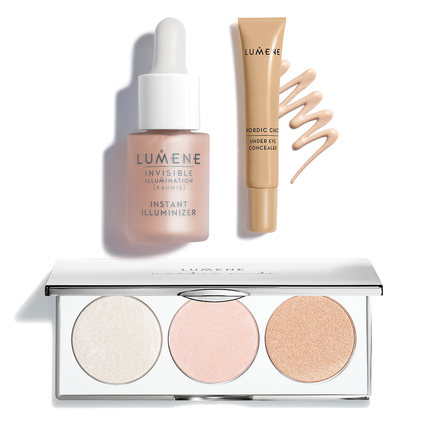 The Nordic Glow Kit €49.90 (worth €67.70)