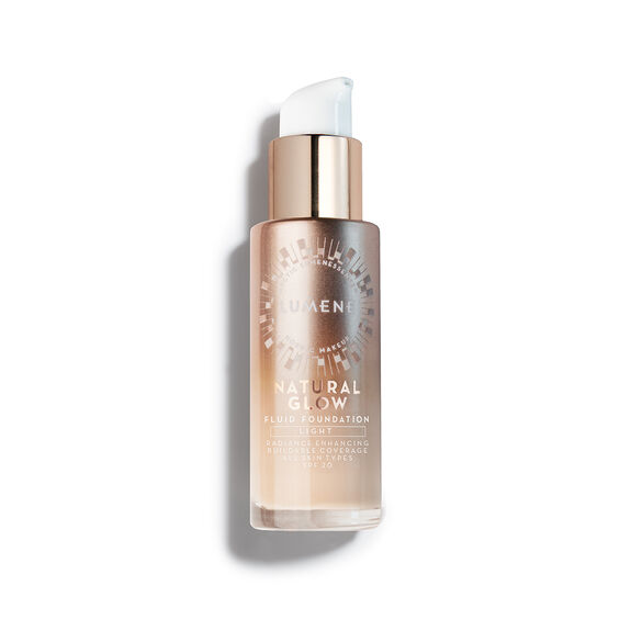 Natural Glow Fluid Foundation SPF 20