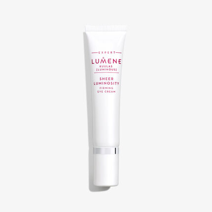 Sheer Luminosity Firming Eye Cream 15ml
