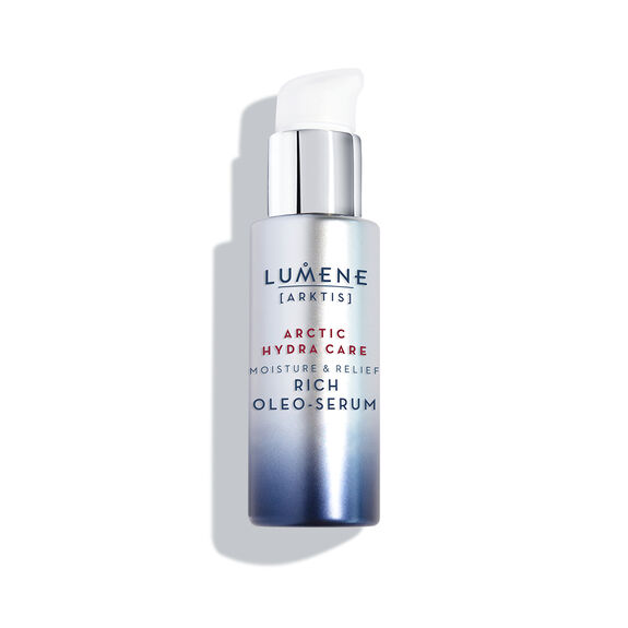 Moisture & Relief Rich Oleo-serum