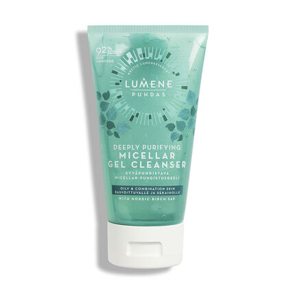 Deeply Purifying Micellar Gel Cleanser