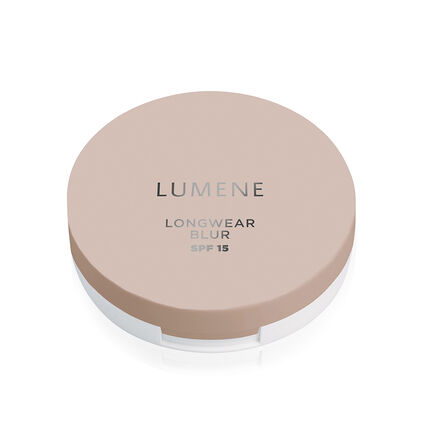 Longwear Blur Powder Foundation SPF 15