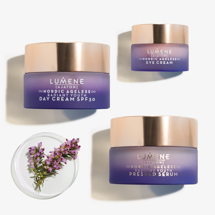 Nordic Ageless [AJATON] Morning Ritual €79.90 worth €133.90