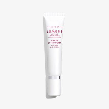Sheer Luminosity Firming Eye Cream 15ml