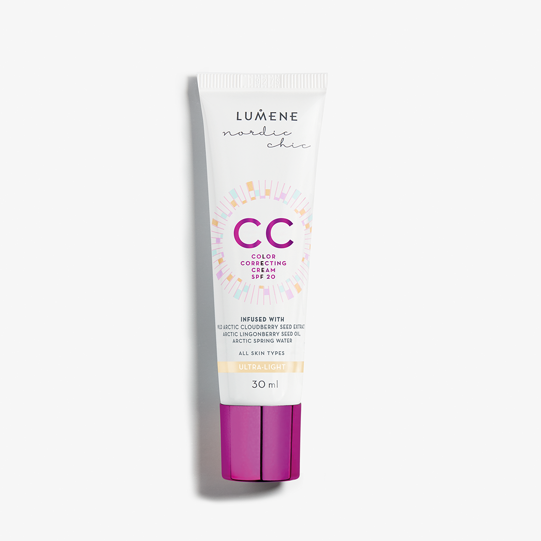 ac0de812057 CC Color Correcting Cream | www.lumene.com