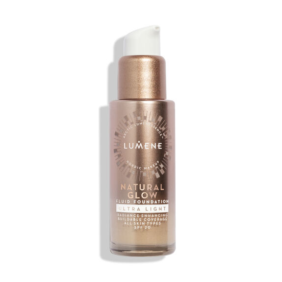 Natural Glow Fluid Foundation SPF20