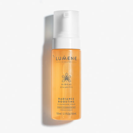 KIRKAS [CLARITY] Radiance Boosting Cleansing Foam 150ml