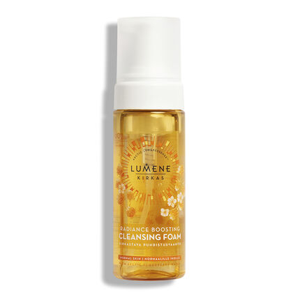 KIRKAS Radiance Boosting Cleansing Foam