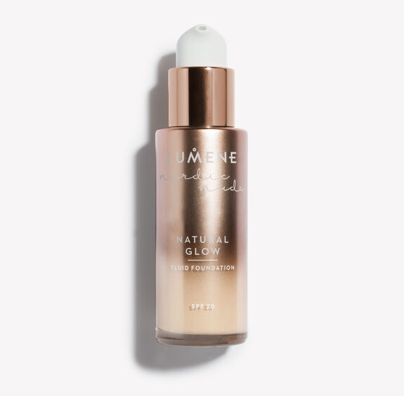 Natural Glow Fluid Foundation
