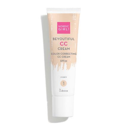 BEYOUTIFUL COLOR CORRECTING CC Cream