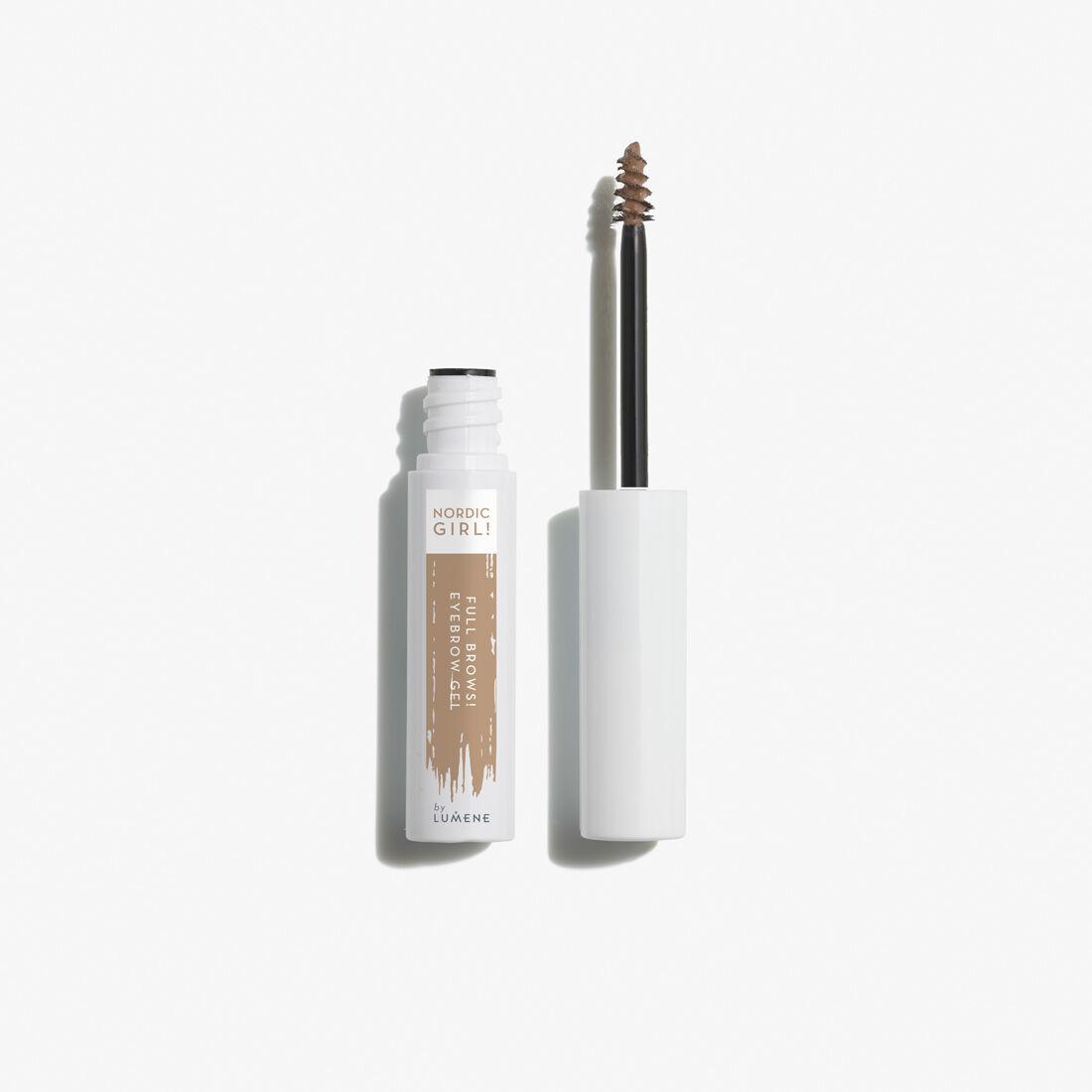 lumene eyebrow powder