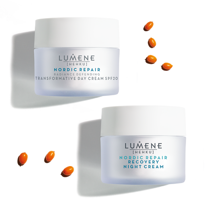 Nordic Repair [Hehku] Day and Night Duo (worth €69.8)