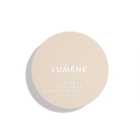 Blur Longwear Powder foundation SPF 15