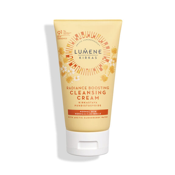 Radiance Boosting Cleansing Cream
