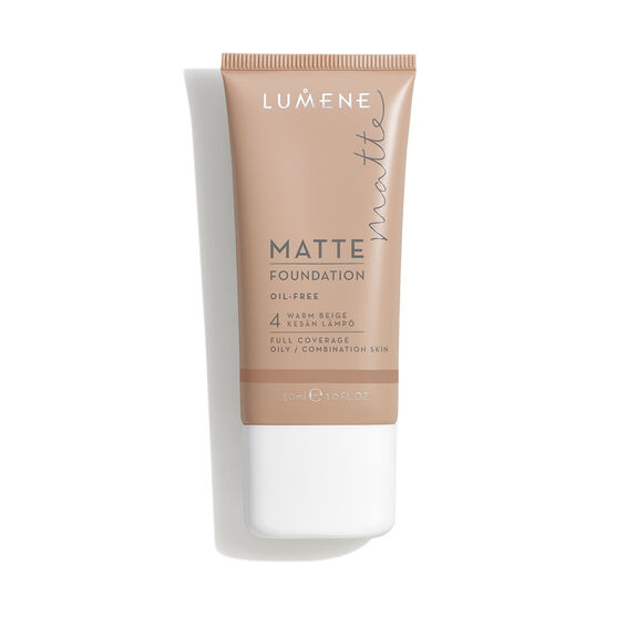 Matte Oil-Free Foundation