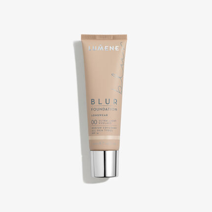 Blur Longwear Foundation SPF 15