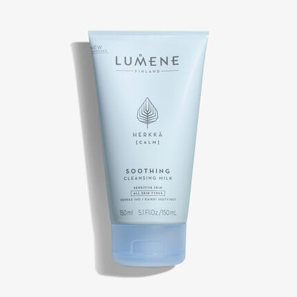 LUMENE HERKKÄ [CALM] Soothing Extra Gentle Cleansing Milk 150ml